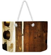 Smokehouse At The Old Farm Weekender Tote Bag