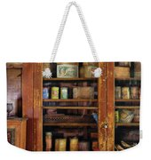 Smoker - Fine Tobacco Products Weekender Tote Bag by Mike Savad