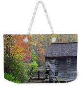 Smokey Mountain Grist Mill Weekender Tote Bag