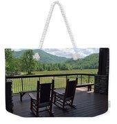 Smokey Mountain Serenity Weekender Tote Bag