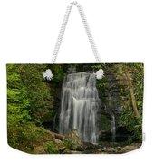 Smokey Mountain Waterfall Weekender Tote Bag