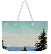 Smokey Mountains, Tn Weekender Tote Bag