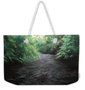 Smokey River Weekender Tote Bag