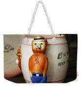 Smokey The Bear Weekender Tote Bag