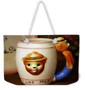 Smokey The Bear Mug Weekender Tote Bag