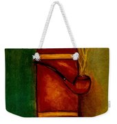 Smoking Pipe Weekender Tote Bag