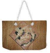 Smoky - Tile Weekender Tote Bag