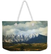 Smoky Clouds On A Thursday Weekender Tote Bag