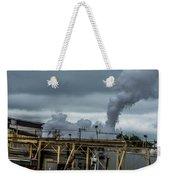 Smoky Weekender Tote Bag