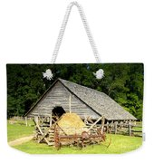 Smoky Mountain Farm Weekender Tote Bag