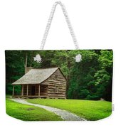 Smoky Mountain Living Weekender Tote Bag