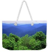 Smoky Mountain National Park Weekender Tote Bag