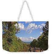 Smoky Mountain Scenery 12 Weekender Tote Bag