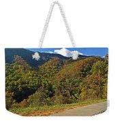 Smoky Mountain Scenery 8 Weekender Tote Bag