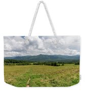 Smoky Mountains Cades Cove 1 Weekender Tote Bag