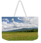 Smoky Mountains Cades Cove 2 Weekender Tote Bag