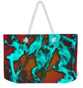 Smoky Shadows Weekender Tote Bag