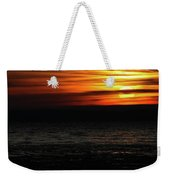 Smoky Sunrise Weekender Tote Bag