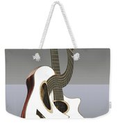 Smooth Guitar Weekender Tote Bag