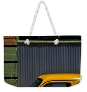 Smooth Operator Weekender Tote Bag