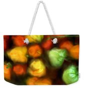 Smooth Peppers Weekender Tote Bag