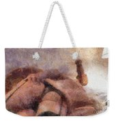 Smother Me By Mary Bassett Weekender Tote Bag