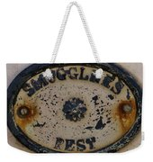 Smugglers Rest Or Rust? Weekender Tote Bag