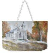 Smyth Chapel, Emory, Virginia Weekender Tote Bag