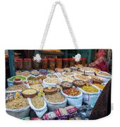 Snack Seller Weekender Tote Bag