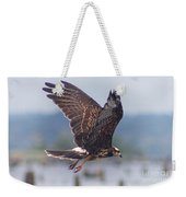 Snail Kite Weekender Tote Bag