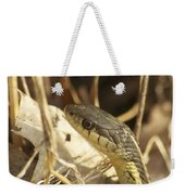 Snake Eye Weekender Tote Bag