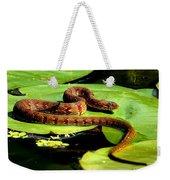 Snake Life Weekender Tote Bag