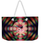 Snake Pit Abstract Weekender Tote Bag