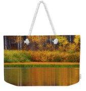 Snake River Fall Colors Weekender Tote Bag