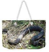 Snake So Pretty Weekender Tote Bag