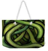 Snakes Weekender Tote Bag
