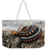 Snakes On A Stump Weekender Tote Bag