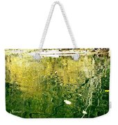 Snaky Reflection Weekender Tote Bag