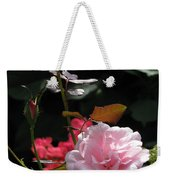 Sniff - Tea Rose Weekender Tote Bag