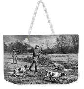 Snipe Hunters, 1886 Weekender Tote Bag