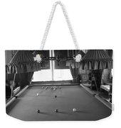 Snooker Room Weekender Tote Bag