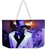 Snoop Dogg Weekender Tote Bag