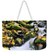 Snoqualmie National Fores Weekender Tote Bag