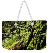 Snoqualmie National Forest Weekender Tote Bag
