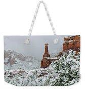 Snow 06-027 Weekender Tote Bag