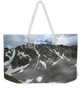 Snow And Rock Weekender Tote Bag
