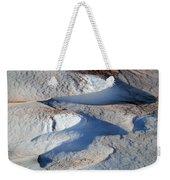 Snow And Sand Weekender Tote Bag
