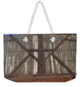 Snow Bable No.2 Weekender Tote Bag