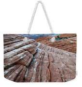Snow Canyon Utah 2 Weekender Tote Bag