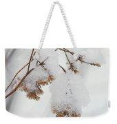 Snow Capped Weekender Tote Bag